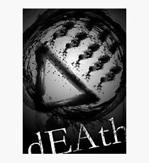 Death Photographic Print
