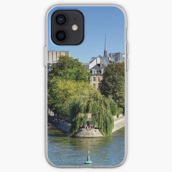 Pont Neuf Paris 03 iPhone Soft Case