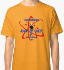 Jonny Quest Adventure Club 1964 Classic T-Shirt