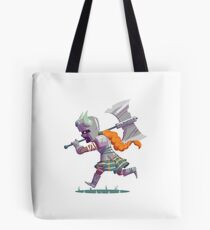 Daring Viking Tote Bag