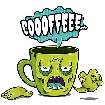 The Zombie Mug by gabriel-arruda