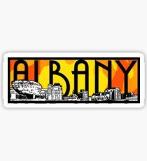 Albany Sticker