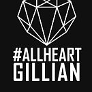 #AllHeartGillian - Wire on Black  by allheartgillian