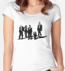 Reservoir A-Holes Women's Fitted Scoop T-Shirt