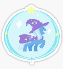Trixie the Great and Powerful Sticker