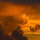 Warrandyte Sunset V by Adam Le Good