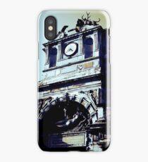 The nacked Gate iPhone Case/Skin