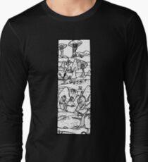 Morrowind in a Nutshell Long Sleeve T-Shirt