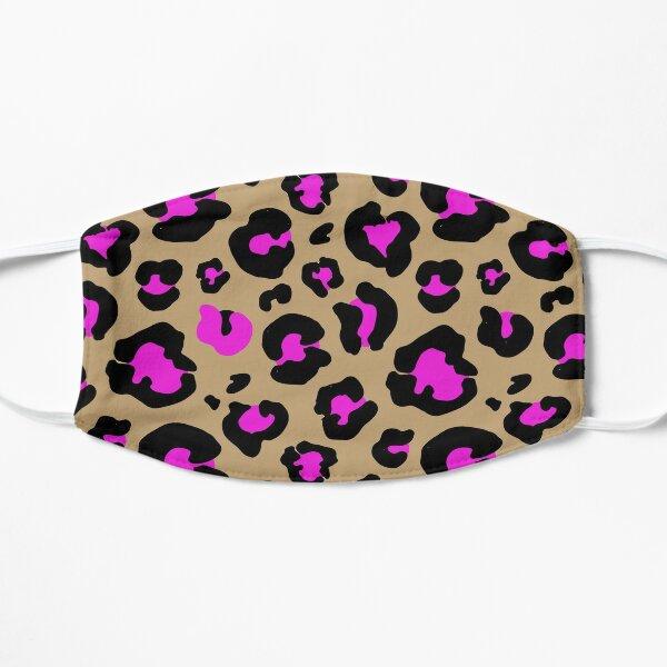 Gone wild Pink Flat Mask