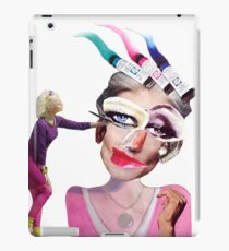 'The Art of Modelling' iPad Case/Skin