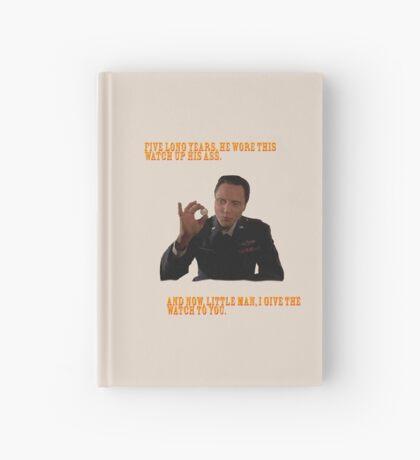 El Reloj - Pulp Fiction Cuaderno de tapa dura