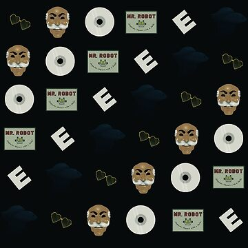 Mr. Robot Pattern by ShiraK