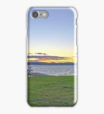 Squid's Ink Sunset iPhone Case/Skin