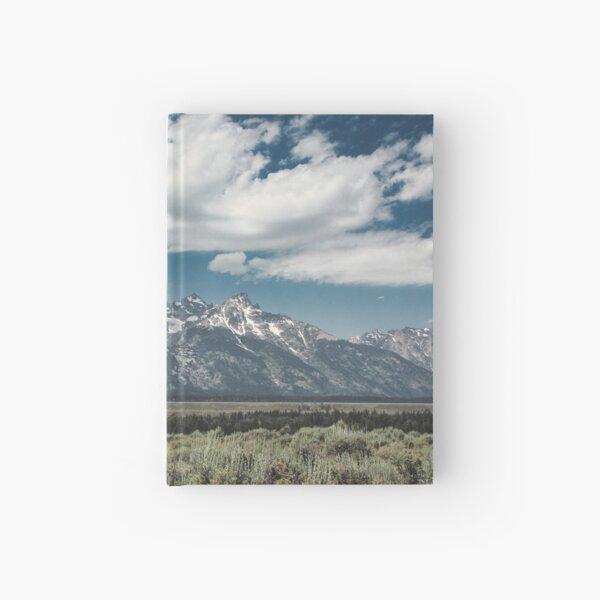 Faded Teton Hardcover Journal