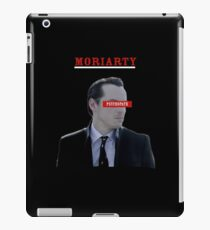 Moriarty - Psychopath iPad Case/Skin