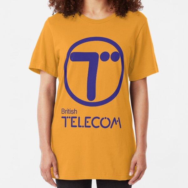 NDVH British Telecom Slim Fit T-Shirt