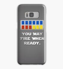 Moff Tarkin Samsung Galaxy Case/Skin
