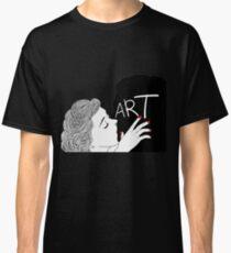 Art Hoe Classic T-Shirt