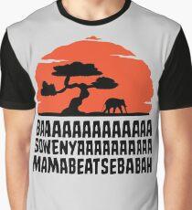 BAAAAAAAAAAAAA SOWENYAAAAAAAAAA MAMABEATSEBABAH T Shirt Graphic T-Shirt