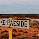Desert Lake, Leonora WA Australia by IsithombePhoto