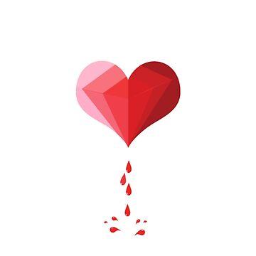 Heartdrip by notzwitch
