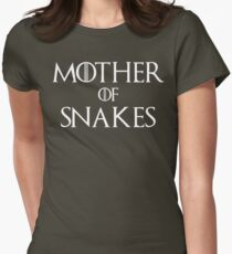 Mother of Snakes T Shirt Women's Fitted T-Shirt