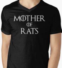 Mother of Rats T Shirt Men's V-Neck T-Shirt