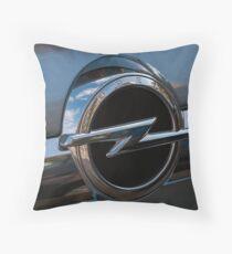 Opel Throw Pillow