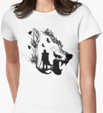 Lone Wolf Women's Fitted T-Shirt
