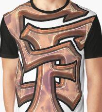SF Graffiti Base Graphic T-Shirt