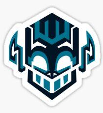 Hex Demon - Spirit Blue Sticker