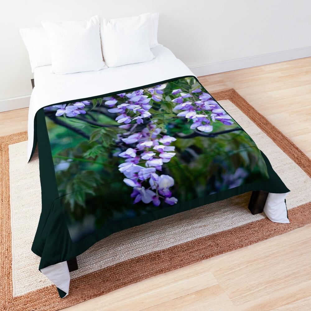 Wisteria Comforter