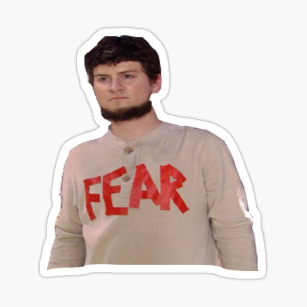 The Office: Cousin Mose Sticker