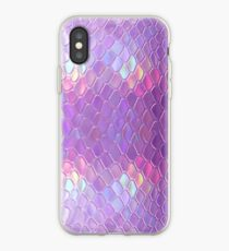 Holographic snake iPhone Case