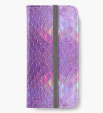 Holographic snake iPhone Wallet/Case/Skin