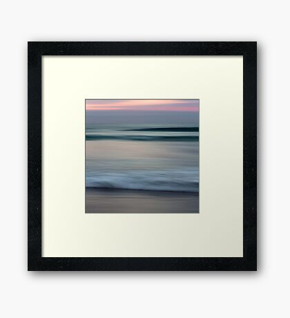 A Moment Framed Print