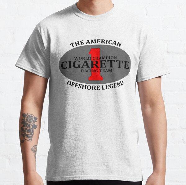 Cigarette Racing Team Power Boats 2 Classic T-Shirt