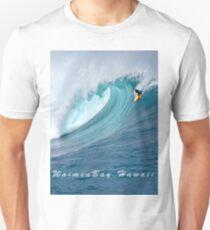Waimea Bodyboarder T-Shirt Unisex T-Shirt