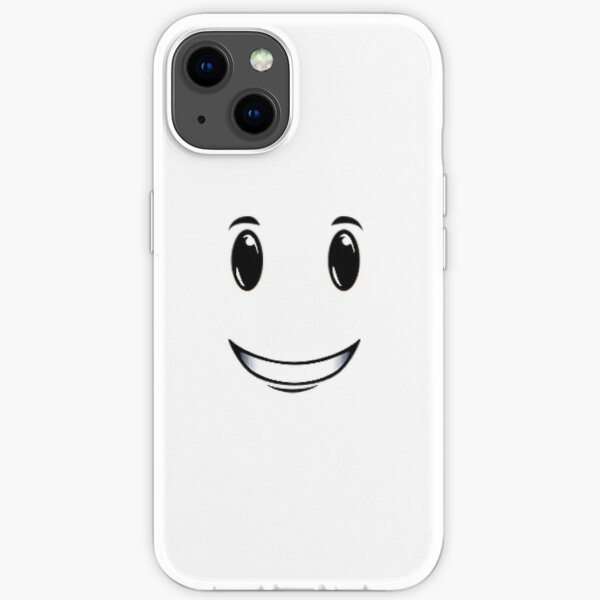 Roblox Winning Smile Face iPhone Soft Case