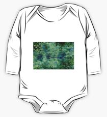 Green Serenity One Piece - Long Sleeve