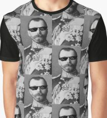 Deal With IT Tsar Nicholas II Graphic T-Shirt