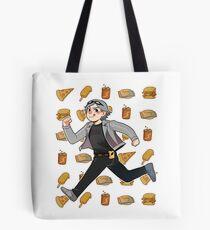 Quicksilver EAT & RUN! Tote Bag
