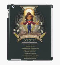 The Animator's Prayer iPad Case/Skin