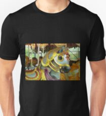 Carousel Horse (10) T-Shirt