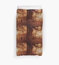 Old Winery Duvet Cover