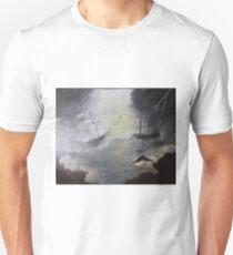 Ghost Ships  Unisex T-Shirt