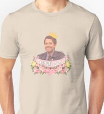 Supernatural - Cas/Misha T-Shirt