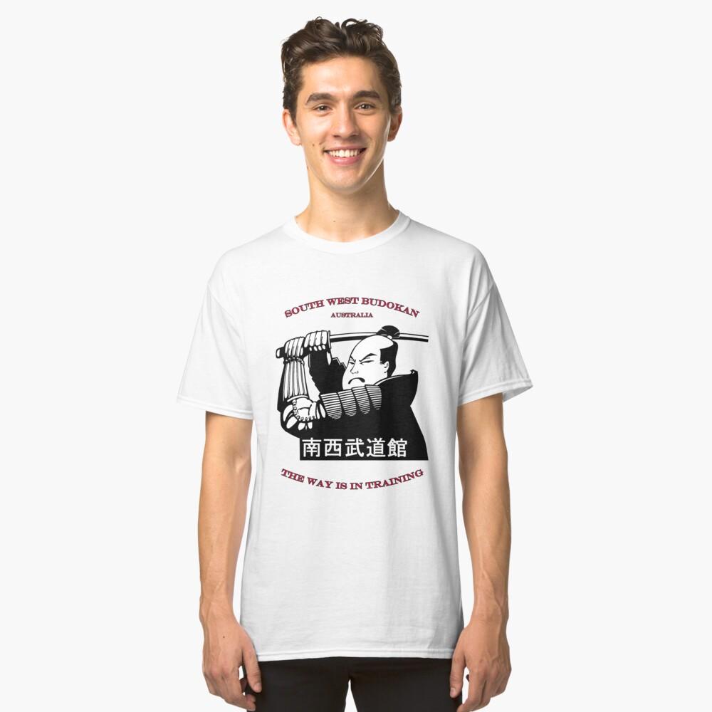 South West Budokan Tee Australia. Classic T-Shirt