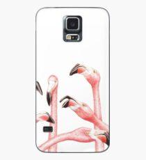 Penpals: Pink Case/Skin for Samsung Galaxy