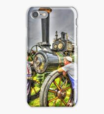 With Two On the Job? iPhone Case/Skin